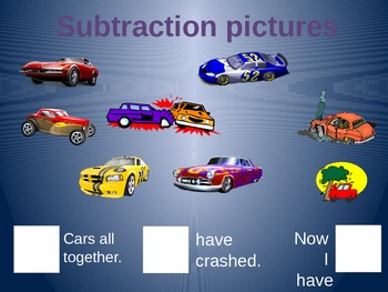 Subtraction pictures