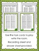Subtraction to 10 Board Game, Task Cards, Write the Room (Subtraction to Ten)