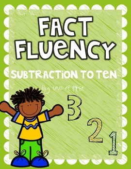 Subtraction Fact Fluency