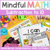 Kindergarten Math: Subtraction to 10