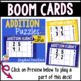 Addition to 20 Boom Cards