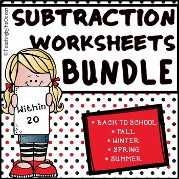 Fact Fluency Worksheets Teaching Resources Teachers Pay Teachers