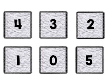 Subtraction to 5 to build fluency and automaticity