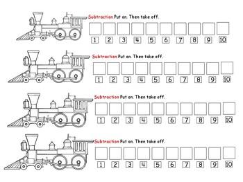 Subtraction train