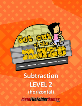 Subtraction - up to the number 39