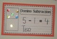 Subtraction with Dominos Worksheet