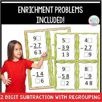 Subtraction with Regrouping Games and Activities