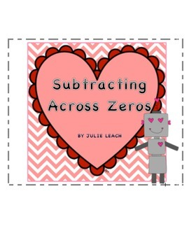 Subtraction with Regrouping Across Zeros Singapore Math in Focus