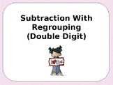 Subtraction with Regrouping (Double Digit)