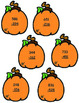 Subtraction with Regrouping Halloween Theme Differentiated