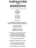 Subtraction with Regrouping Song