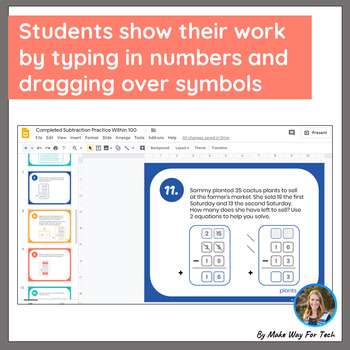 Subtraction with Regrouping | Subtraction Word Problems | Google Classroom
