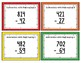 Subtraction with Regrouping Task Cards - 2 & 3 Digit Numbers