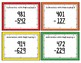 Subtraction with Regrouping Task Cards - 3 Digit Numbers