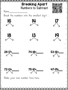 Subtraction with Regrouping Unit {Instructional Videos, Assessments, Homework}