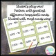 Subtraction with Regrouping  War Game| Math Center Game