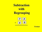 Subtraction with Regrouping for Visual Learners