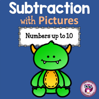 Subtraction {with pictures}