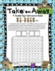Subtraction with the 100's chart - Take 'em Away- A 2-Digit Subtraction Game