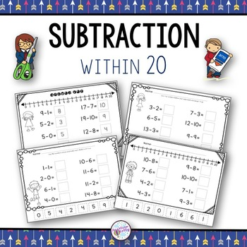 Subtraction within 20