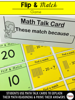 Subtraction without Regrouping Games and Centers 1st Grade