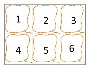 Subtraction and Addition Math Game