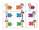 Subtractioni Partner Match Cards