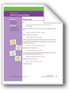 Subtracts Concrete Objects (Math Assessment PreK)