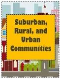 Suburban, Rural, and Urban Mini Bundle
