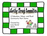 Suburban, Urban, and Rural Activity for Social Studies