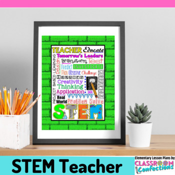 Subway Art STEM Teachers