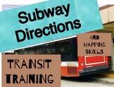 Subway Directions