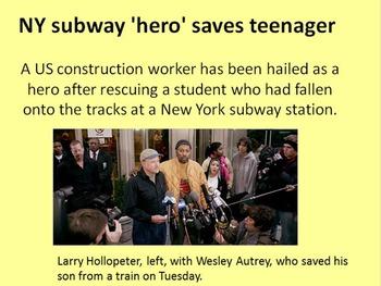 Subway Hero 2007 Wes Autrey