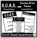 Failure Project: Success After Failure