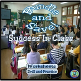 Success In Class Practice Worksheets - Giving advice