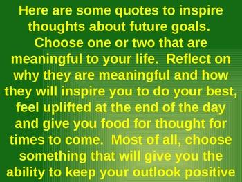 Success Journals Ela Goal Setting Inspirational Quotes Team