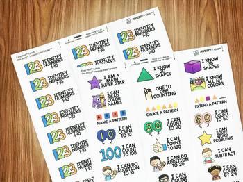 Success Stickers Bundle