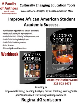 Success Stories: Insights by African American Men - Set (B