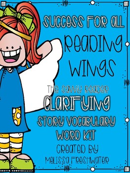 Success for All Reading WINGS Clarifying Word Kit