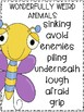 Success for All (SFA) Reading Wings 2.2 Wonderfully Weird Animals Word Kit