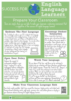 Success for English Language Learners: Full Series Bundle