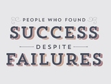 Success from Failures