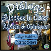 Success in Class Dialogue with Rubric