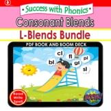 Success with Phonics: Consonant 'L' Blend Bundle