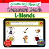Success with Phonics: Consonant 'L' Blends Digital