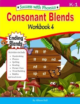 Success with Phonics: Ending Blends