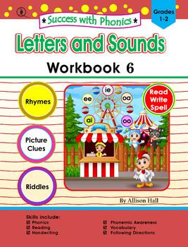 Success with Phonics Vowel Sounds Book 2