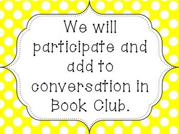 Successful Book Clubs