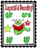 Successful Decoding! air-are-ear-eer