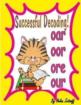 Successful Decoding!  oar--oor--ore---our